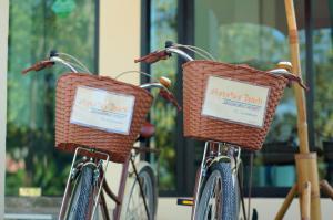 Biking at or in the surroundings of SakSukSmile Resort