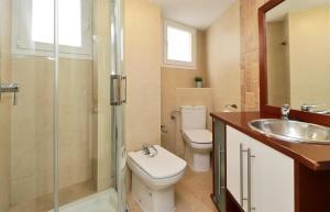 A bathroom at iloftmalaga Apartamentos Calle Larios