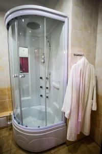 Ванная комната в Almaz Hotel