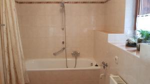 Ein Badezimmer in der Unterkunft Ferienwohnung Giesa
