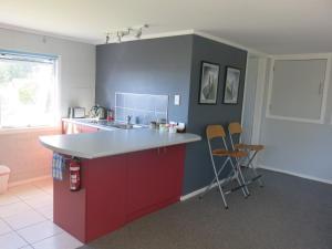 A kitchen or kitchenette at Atalaya