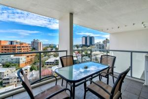 A balcony or terrace at Quest Spring Hill Brisbane
