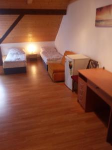Posezení v ubytování Penzion U Slunce