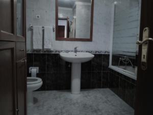 Uma casa de banho em Chez Gorete by MP