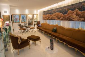 Area soggiorno di Hotel Sanmarino iDesign