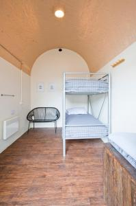 A bunk bed or bunk beds in a room at The Old Mount Gambier Gaol