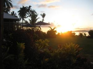 The sunrise or sunset as seen from the hotel or nearby