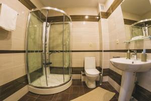 Ванная комната в Отель Классик