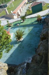 Vista de la piscina de Hotel Apartamento Marouco o alrededores