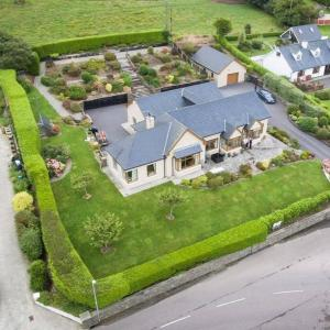 A bird's-eye view of Cuan Dor B&B