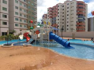 Water park at the apartment or nearby