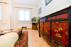 Letto o letti a castello in una camera di History Hotel