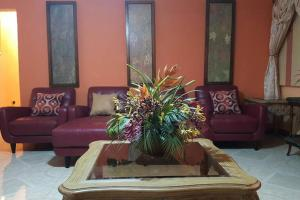 The lobby or reception area at The Bras