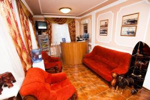 Гостиная зона в Гостевой дом На Рублева