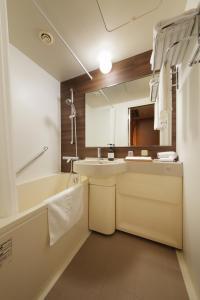 A bathroom at UNWIND HOTEL&BAR SAPPORO