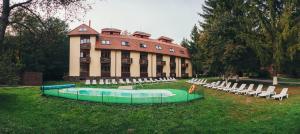 Будівля санаторію