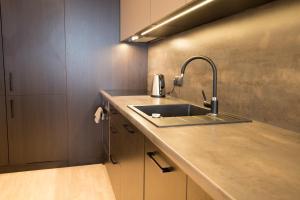 Cucina o angolo cottura di A&A Premium Apartments