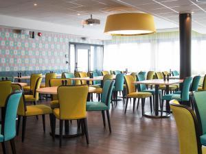 Restaurant ou autre lieu de restauration dans l'établissement Thon Hotel Polar