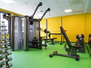 Salle ou équipements de sports de l'établissement Thon Hotel Polar