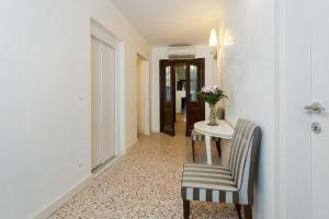 Area soggiorno di Hotel Ca' Nobile Corner