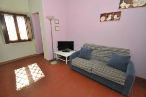 Area soggiorno di Casa Tonda