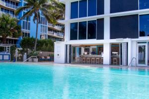 The swimming pool at or near B Ocean Resort