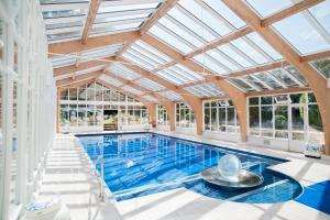 The swimming pool at or near Summer Lodge Country House Hotel