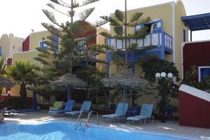 Πισίνα στο ή κοντά στο Villa Michalis