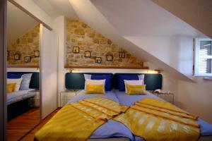 Postel nebo postele na pokoji v ubytování Apartment Allure