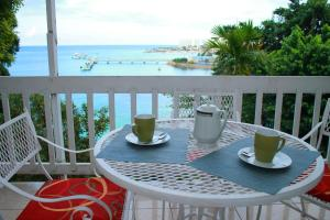 A balcony or terrace at Avanti (Home away from home)