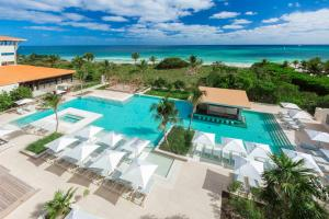 A view of the pool at UNICO 20°N 87°W - Riviera Maya or nearby