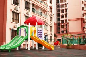 Children's play area at Sunset Seaview Vacation Condos @ Marina Court