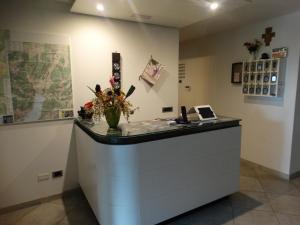 Hall o reception di Garnì Ischia