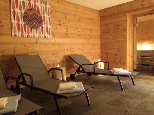 Area soggiorno di Residence Luzerna ***