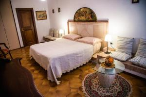 Letto o letti in una camera di Bed and Breakfast El Dueño