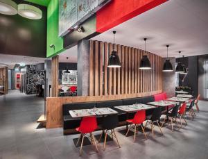 Ресторан / где поесть в Ибис Москва Киевская