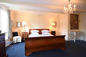 Un ou plusieurs lits dans un hébergement de l'établissement De Leydsche Hof