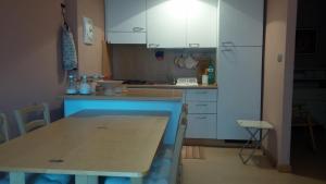 Cucina o angolo cottura di Casa Lilla