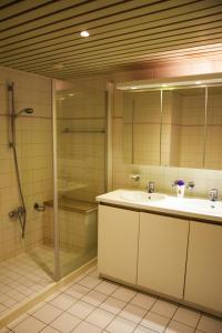A bathroom at Ambassador Suites Antwerp