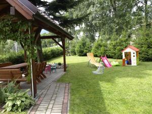 Detský kútik v ubytovaní Vila Beba