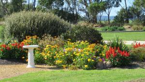 A garden outside Arabella Country House