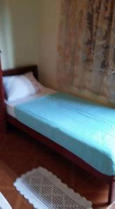Cama o camas de una habitación en Suítes São Judas