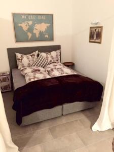 Ein Bett oder Betten in einem Zimmer der Unterkunft Appartment Katharina