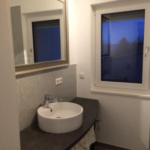 Ein Badezimmer in der Unterkunft Appartment Katharina