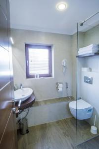 Kupaonica u objektu Hotel Noble