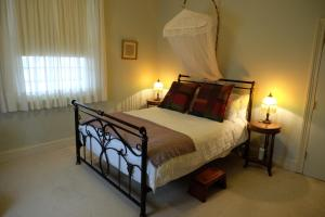 A bed or beds in a room at Stoke House