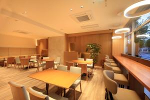 A restaurant or other place to eat at Richmond Hotel Nagoya Shinkansen-guchi