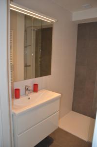 Ein Badezimmer in der Unterkunft 4B @ Longchamp