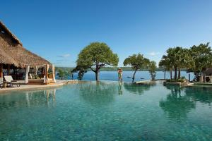 The swimming pool at or near Secrets Papagayo All Inclusive - Adults Only