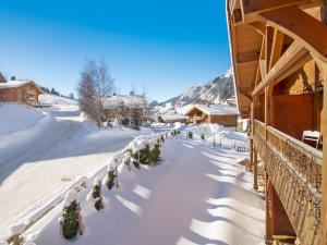 Chalet L'Ours Blanc - OVO Network during the winter